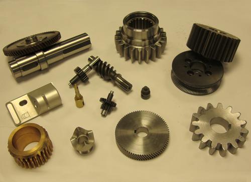 GALERÍA: mecanizado en diferentes materiales