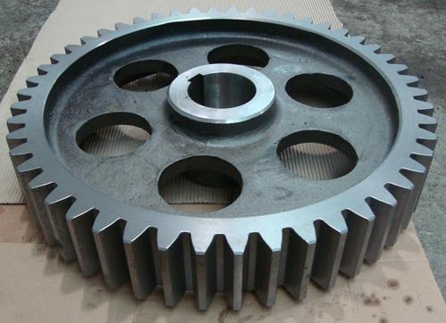 GALERÍA: rueda engranaje fundida